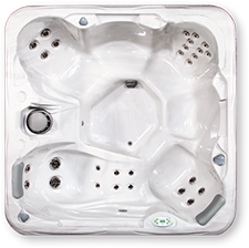 South Seas Spas - 729 L