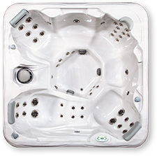 South Seas Spas - 748 B / L
