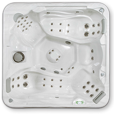 South Seas Spas - 853 DL