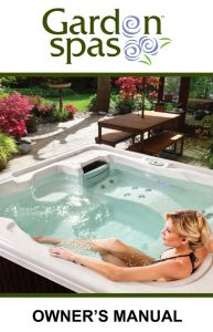 Artesian Hot Tubs & Spas Owner's Manuals on