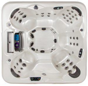 Captiva Island Elite 7 seat 7 foot hot tub