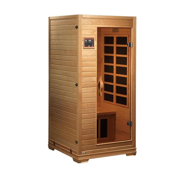 One person infrared sauna