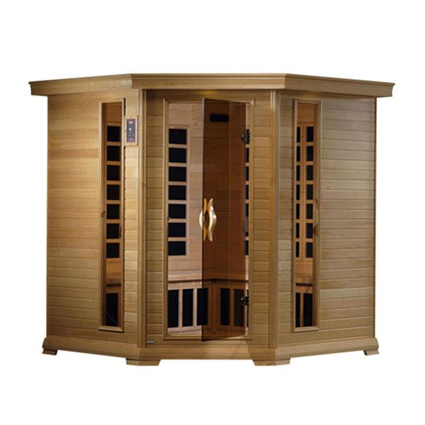 Four person infrared sauna