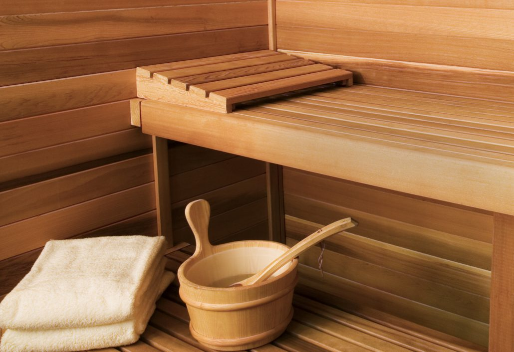 Infrared is the best sauna type in the industry
