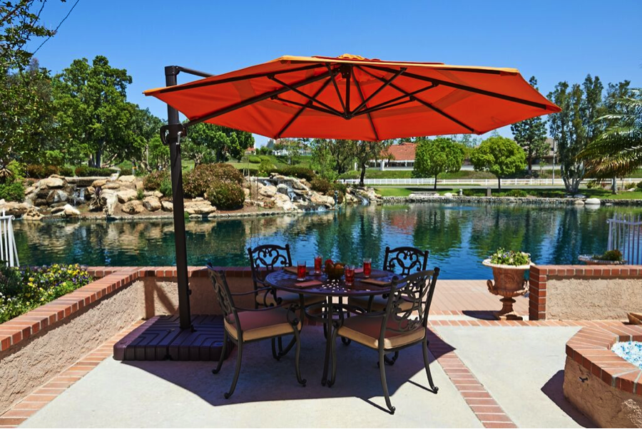 high quality patio umbrellas flint hills spas