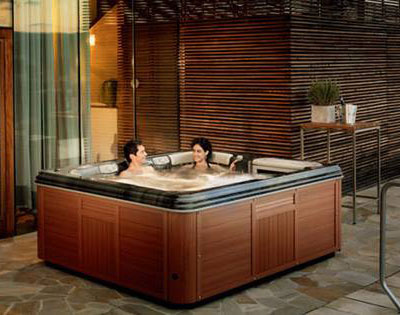 wichita hot tubs flint hills spas patio home elements. Black Bedroom Furniture Sets. Home Design Ideas