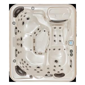 Platinum Elite Quail Ridge 5 seat 8 foot luxury hot tub