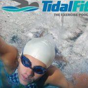 TidalFit exercise pools and swim spas