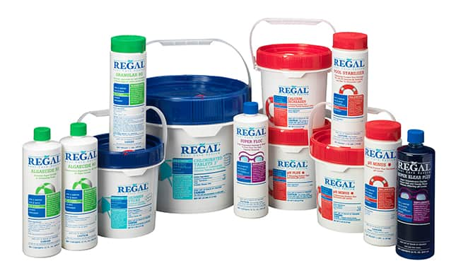 Regal Pool Chemicals