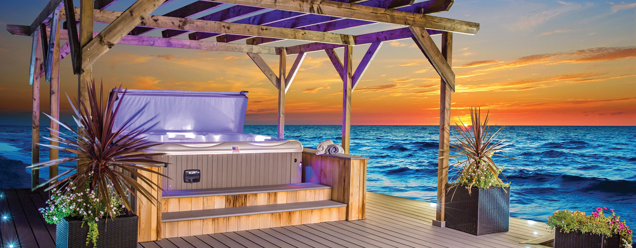 South Seas Hot Tubs by Artesian Spas