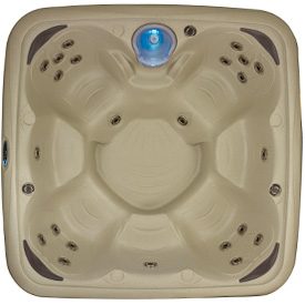 6 person hot tubs from Dream Maker Spas