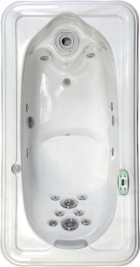 Garden Series Gardenia 1 seat 110v hot tub