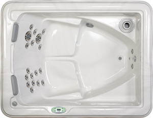 Garden Series Hibiscus 2 seat 110v hot tub