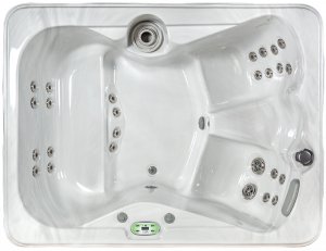 Garden Series Iris 4 seat 110v hot tub