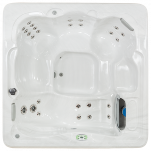 Garden Series Wisteria 5 seat 110v hot tub