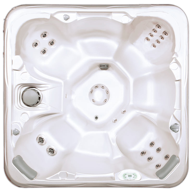 South Seas 729B & 729L hot tub with 7 seats, 7 foot size
