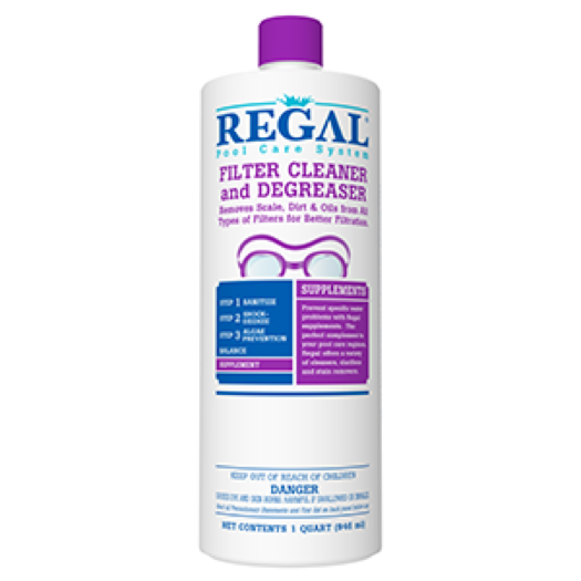Filter Cleaner and Degreaser