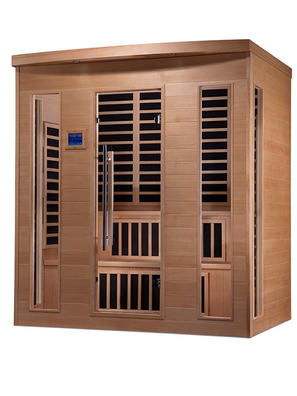6 Person Sauna