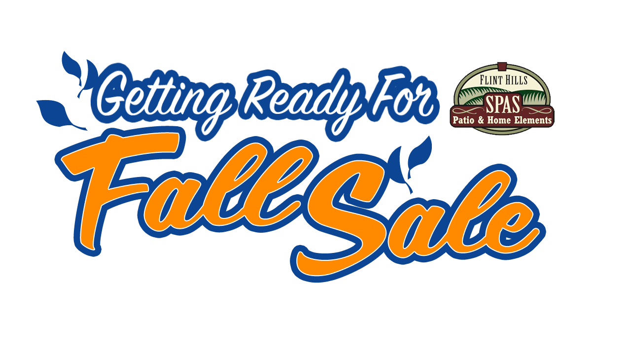 Getting Ready For Fall Sale